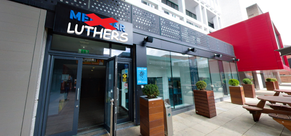 Luthers Bar (previously Mens Bar) in the SU